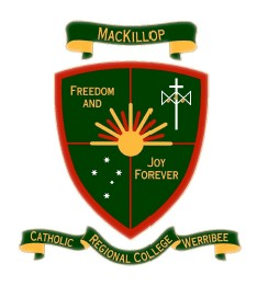 Mackillop Catholic Regional College - Melbourne School