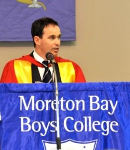 Moreton Bay Boys' College - Melbourne School