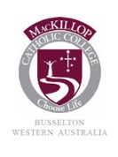 Mackillop Catholic College - Melbourne School