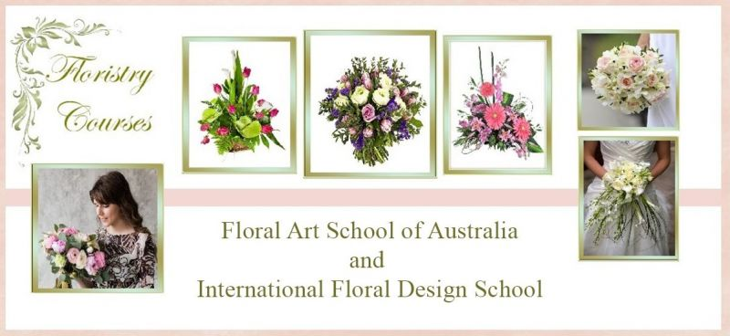 Floral Art School Of Australia - Melbourne School