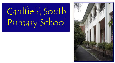 Caulfield South Primary School - Melbourne School