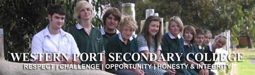 Western Port Secondary College - Melbourne School
