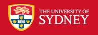 Faculty of Pharmacy university of Sydney - Melbourne School