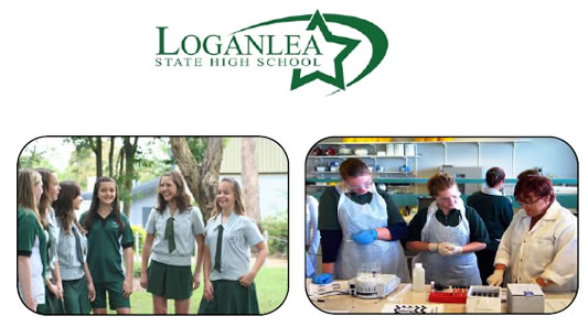 Loganlea State High School - Melbourne School