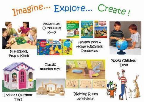 More Great Ideas For Kids - Melbourne School