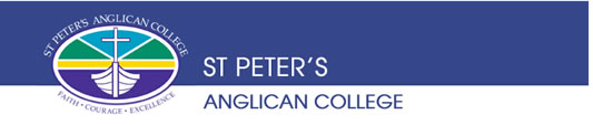 St Peter's Anglican College - Melbourne School